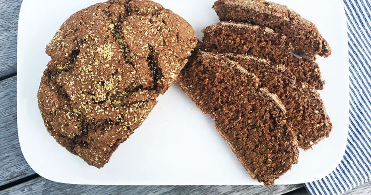 Pumpernickel | Recipe by Claire Turnbull | The flours used in this bread recipe have been made using the Grain Mill Attachment for the Kenwood Chef / Cooking Chef.