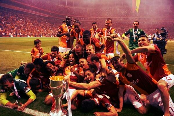 Champion Galatasaray !