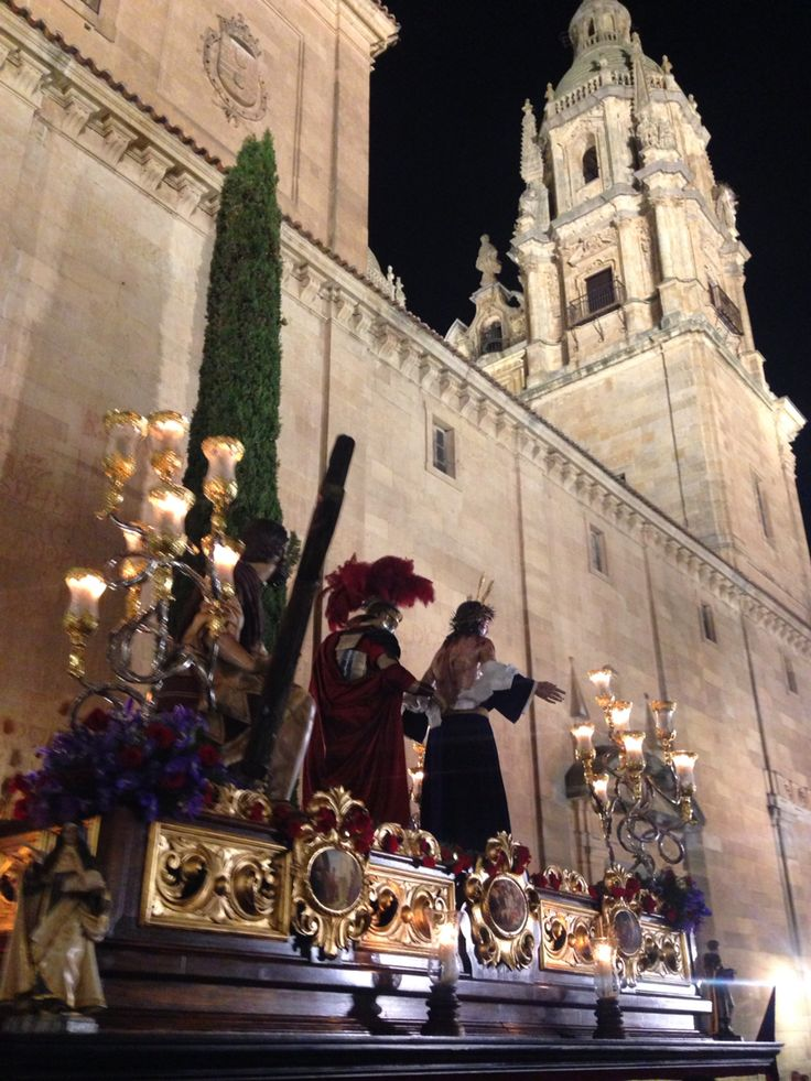 Semana Santa in Salamanca