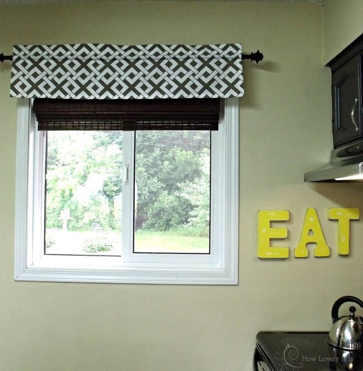 Simple Kitchen Valance beautiful simple kitchen valance of window on design inspiration