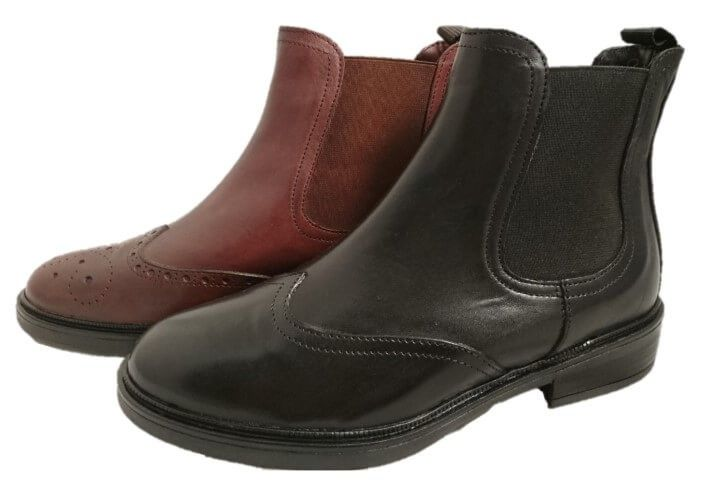 Ladies chelsea boots, by Progetto by Progetto. Buy it 105,00 €