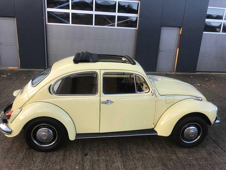 Oldtimer VW Käfer 1302 wunderschön mit wenig Patina gutes Auto TÜV und H neu