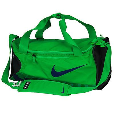 NWT Nike Alpha ADPT Cross Small Duffel Gym Bag Shoulder Green/Blue BA5183-329 Clothing, Shoes & Accessories:Unisex Clothing, Shoes & Accs:Unisex Accessories:Bags & Backpacks #nike #jordan #shoes houseofnike.com $50.00