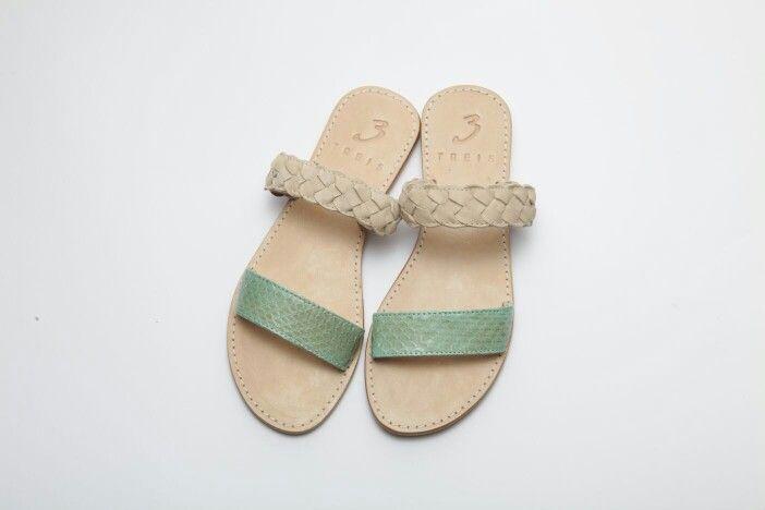 amaryllis veraman ( handmade leather sandal )