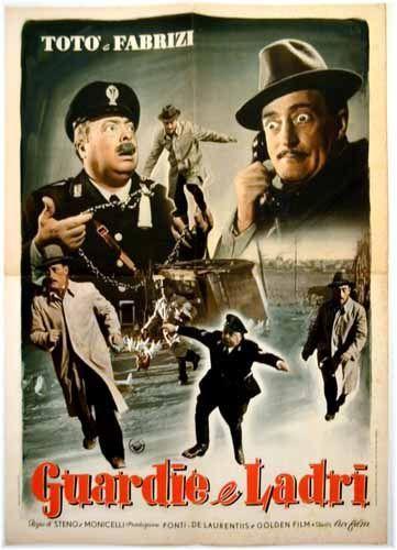 Guardia e Ladri 1950