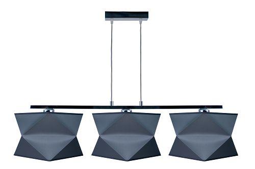 Lampa ORIGAMI III abażur duży