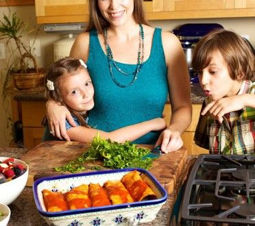 Fat Burning Meals For Your Family   Fitness Tip of The Day