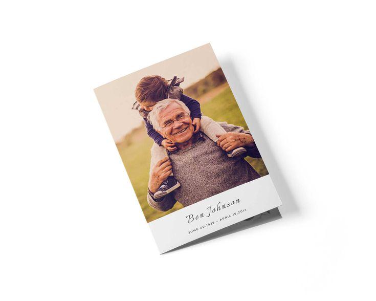 100 best MyAngel images on Pinterest Brochure template, Program - 35 printable obituary