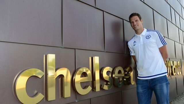 First words: Asmir Begovic | News | Official Site | Chelsea Football Club