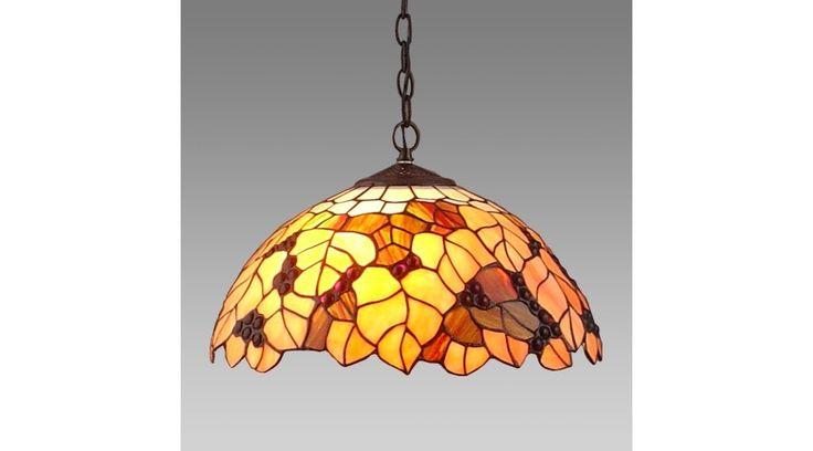 TIFFANY - Prezent-59 - Pendul - Pendul - LampiShop