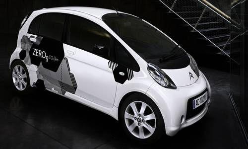#Citroën #C-Zero. El minicoche con solución 100% eléctrica, tamaño exterior pequeño, recarga rápida y autonomía suficiente para cubrir todos los trayetos cotidianos.