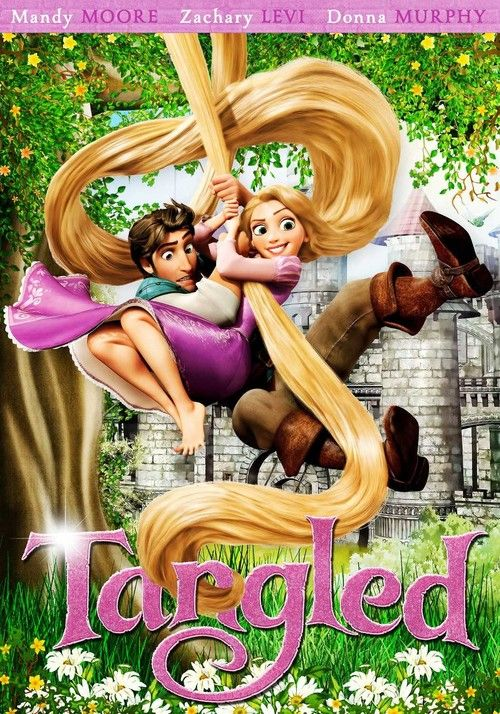 Watch Tangled (2010) Full Movie Online Free