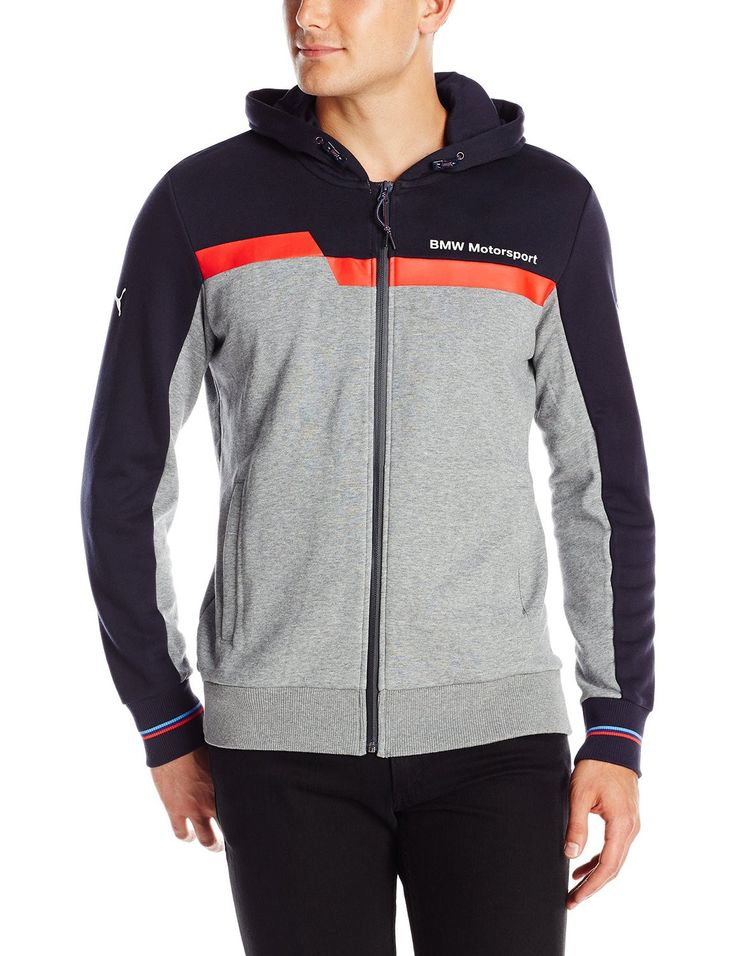 puma bmw hoodie