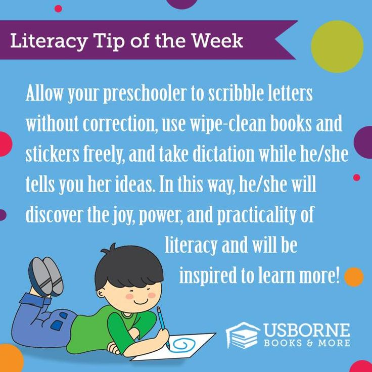 Great Literacy Tips for kids on this Facebook page!