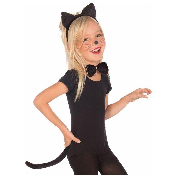 homemade girl cat halloween costumes - Google Search