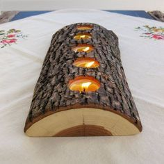 10 grandiosas manualidades con troncos para el hogar