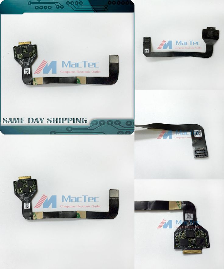 """[Visit to Buy] Genuine Trackpad Touchpad Flex Cable for Apple Macbook Pro A1286 15"""" Unibody 2009 2010 2011 2012 Year 821-0832-A 821-1255-A  #Advertisement"""
