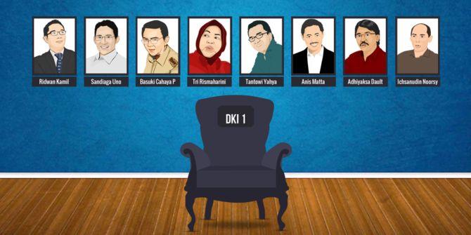 Adhyaksa Dault: Tak ada lawan berat di Pilgub DKI 2017!   merdeka.com