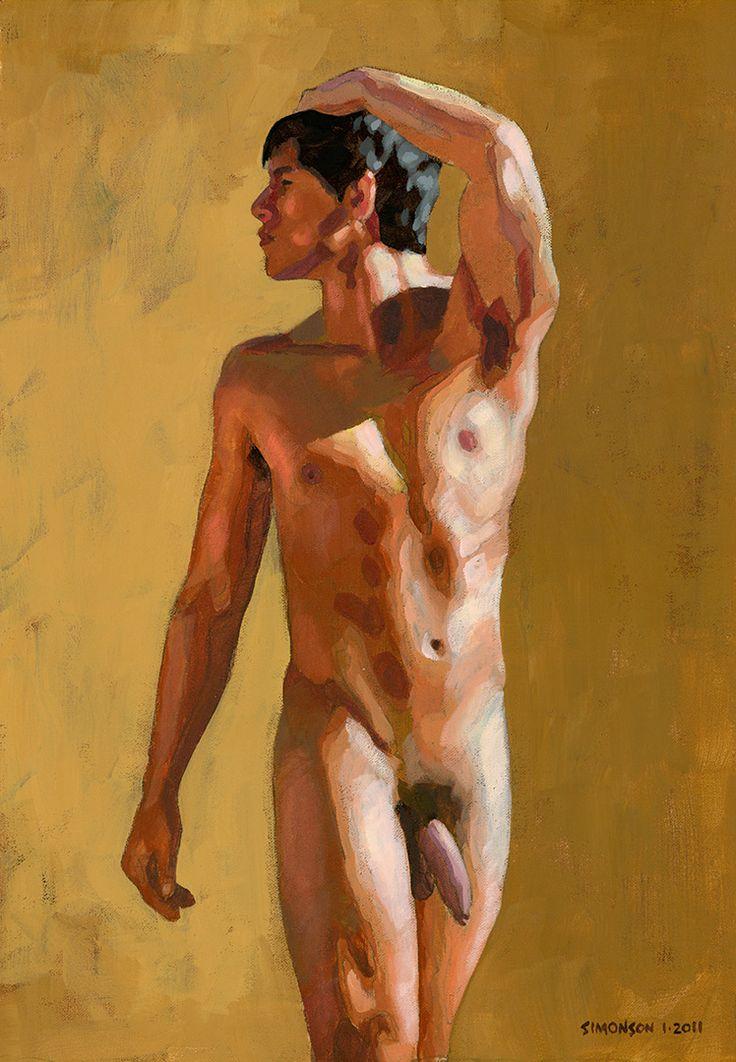 Gay erotic art site
