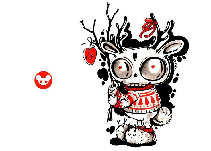 IDIOTSTILE   татуировки, иллюстрации и эскизы