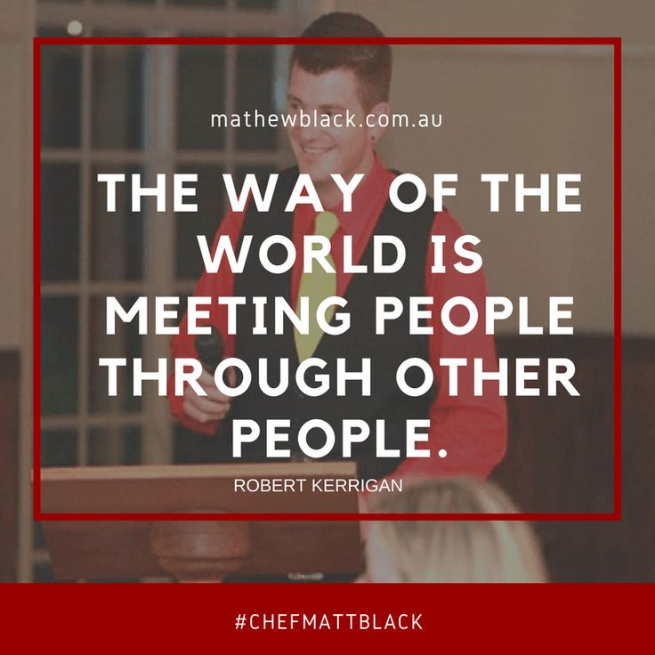 network quotes friends matter meet people