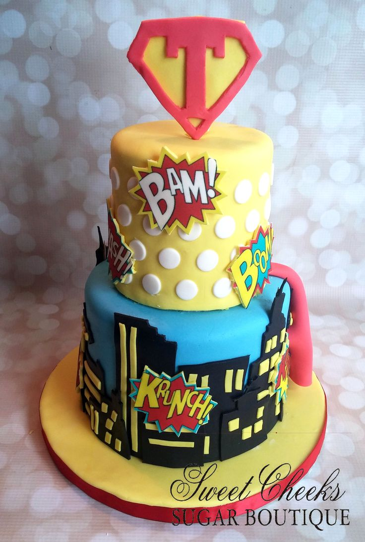 Sweet  Birthday Cakes Pinterest