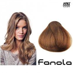 Vopsea de par blond cald deschis 8.03 Fanola