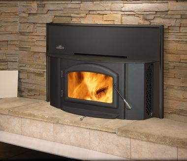 35 best Wood Burning Fireplaces images on Pinterest   Wood burning ...