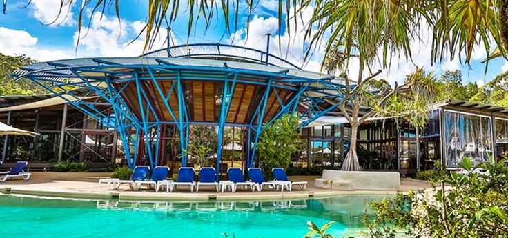 Home - Kingfisher Bay Resort - Fraser Island Accommodation
