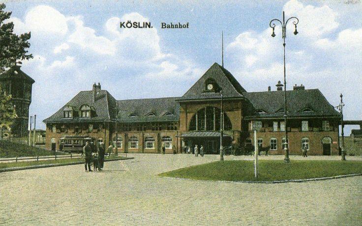 Bahnhof Köslin