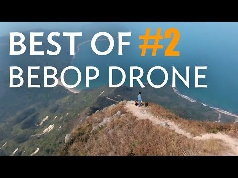 Parrot Bebop Drone - Best of users #2 - YouTube