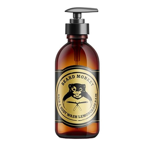 Alege samponul pentru barbati Beard Monkey potrivit atat pentru par cat si pentru corp si comanda online.