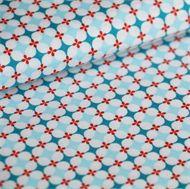 http://www.softcactus.be/nl/ van Granny's Tiles - S - Blauw