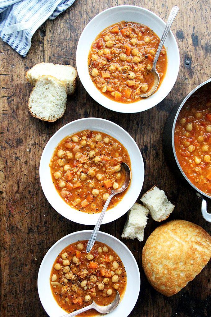 2109 best Soup images on Pinterest | Soup recipes, Soups ...