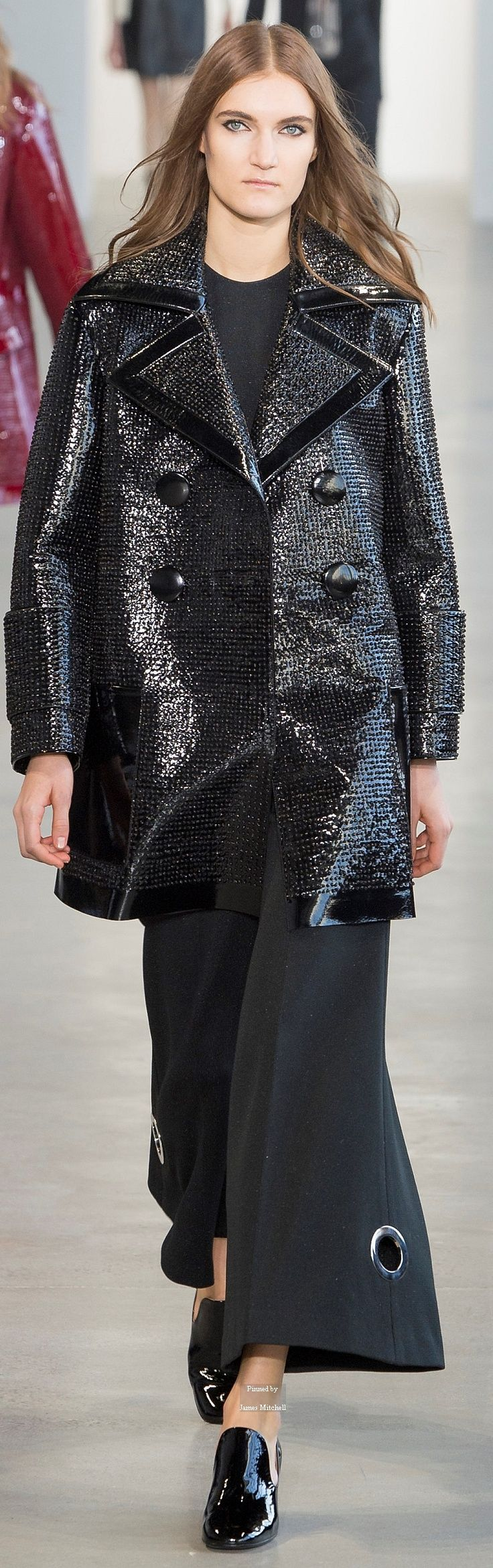 Calvin Klein Collection Collections Fall Winter 2015-16 collection
