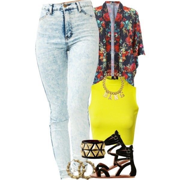 A fashion look from July 2013 featuring River Island tops, Juicy Couture bracelets and H&M necklaces. Browse and shop related looks.