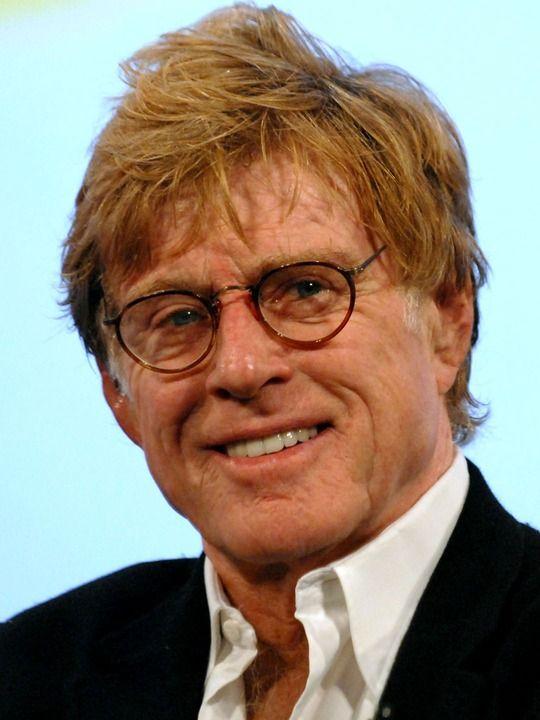 Robert Redford. Actor. Director. Producer. Founder of Sundance Film Festival. (California)