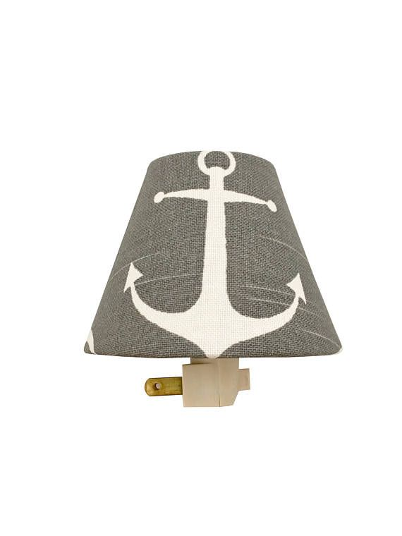 103 best night lights images on pinterest anchor night light nautical baby girl boy nursery decor storm gray white kids room bathroom premier prints gray wall decor mozeypictures Choice Image