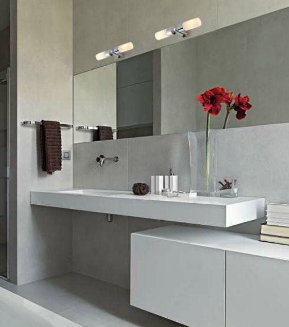 1000 images about encimera lavabo suspendido con faldon on pinterest - Encimera para lavabo ...
