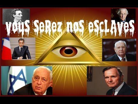 Complot illuminati - 30 Citations  politique du Nouvel Ordre Mondial e t satanique - YouTube