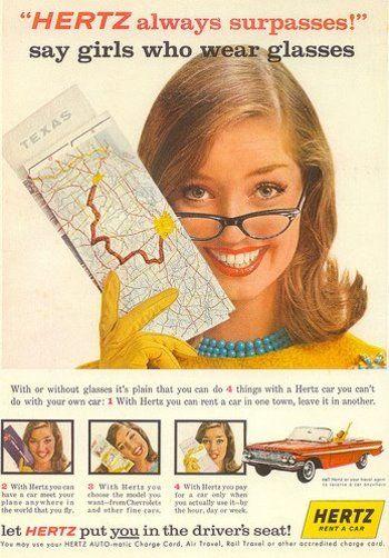 vintage ads | Vintage ads for Avis car rentals, 1960s