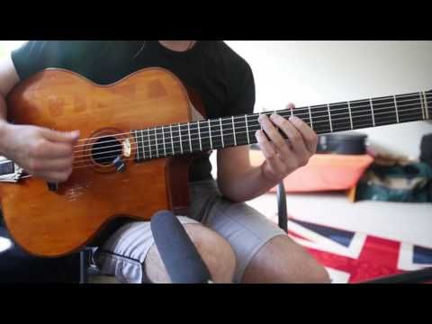 10 Major Gypsy Jazz Guitar Licks - YouTube