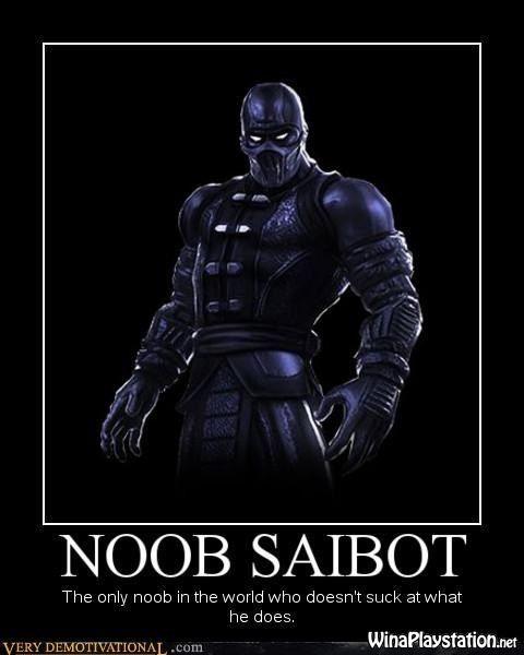 #Gamer, #Kombat, #Mortal, #Noob, #Playstation, #Ps4, #Saibot, #Sony