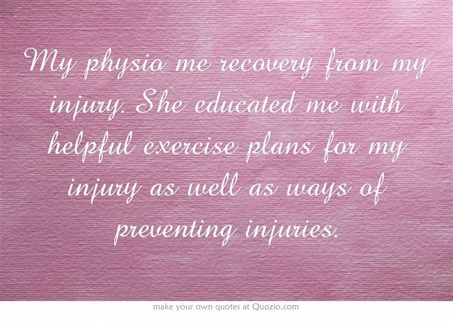 - Leyvaine Davids. (Physio, Kim Mecay, Milford Physiotherapy, Auckland)