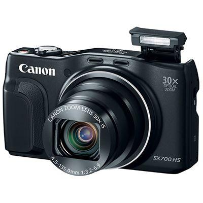 Canon SX700 HS : Test complet