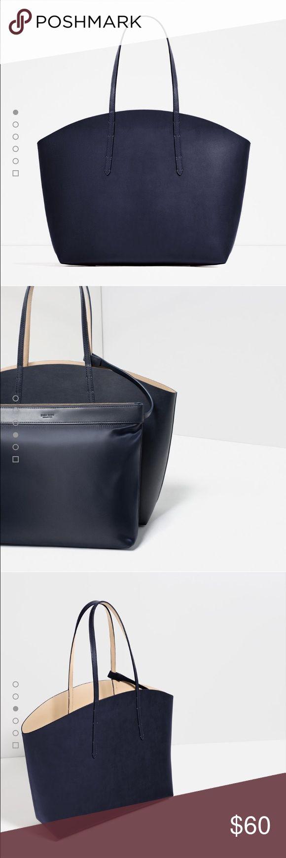 Zara tote bag BRAND NEw!! Zara Bags Totes