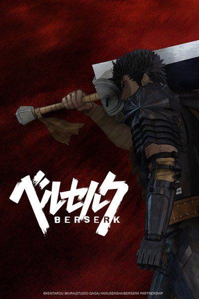 Anime - Berserk - 2016 - Episode #7 – La Sorcière Noire, 20 Août 2016