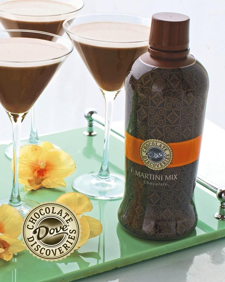Dove Chocolate Discoveries Martini Mix DCD Chocolate M...