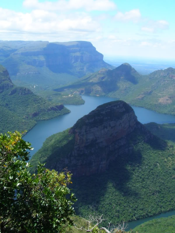 Blyde River Canyon near Pilgrims Rest, South Africa