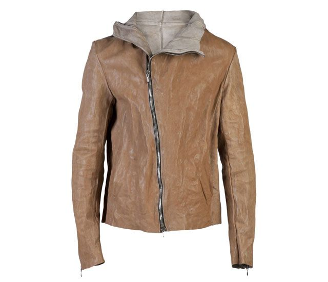 26 Best Mens Leather Jackets [2012 Edition] Slighty A symmetrical.
